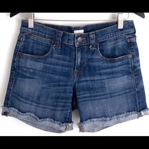 J. Crew Factory Jean Shorts 27!
